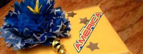 Envoltura de regalo Club América