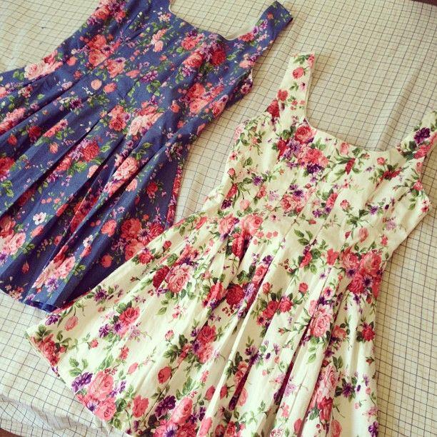 Me encantan los vestidoooos!!!