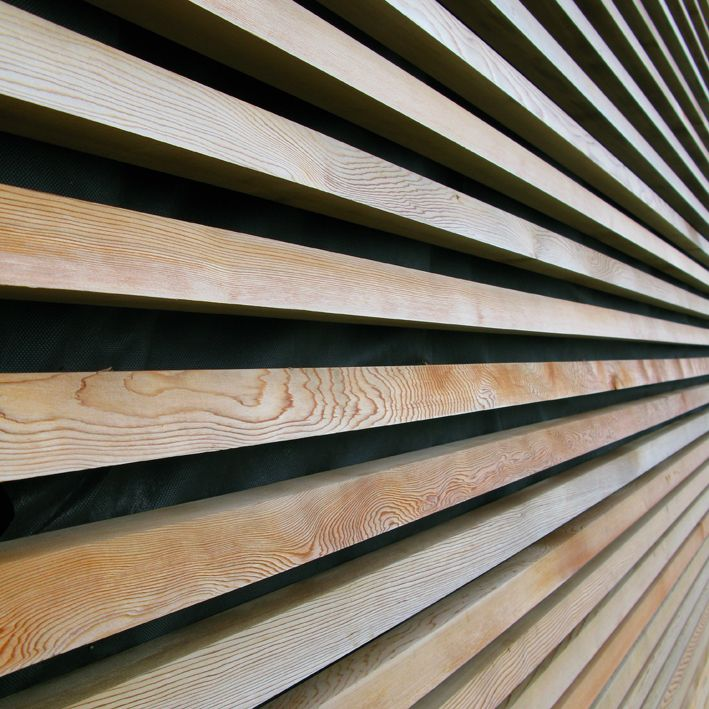 timber strip cladding - Google Search