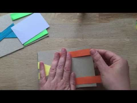 How To Make a Magic Wallet Tutorial - YouTube