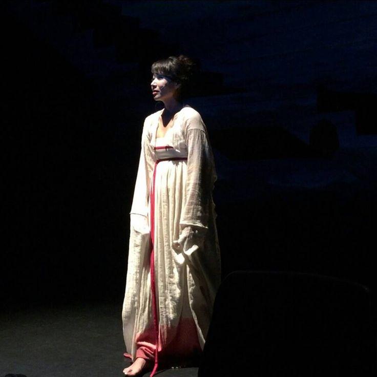 """좋아요 20개, 댓글 1개 - Instagram의 Jaeyoung Yang(@yang.jaeyoung)님: #국악의상 #천연소재의 거즈면의 손염색을 한 작품. #무대의상작업실 #CostumeDesign #Costume #Design…"""""""