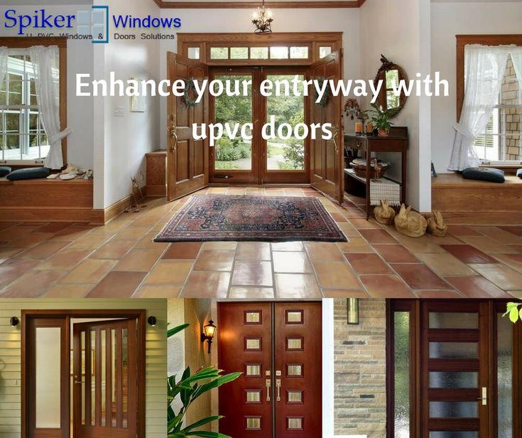 Spiker\u0027s #UPVC front #doors and #Windows are the beautiful way to brighten the & 89 best uPVC Doors Bangalore images on Pinterest | Upvc windows ...