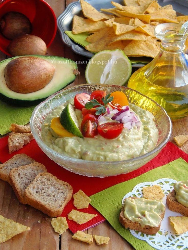 Az otthon ízei: avokádó