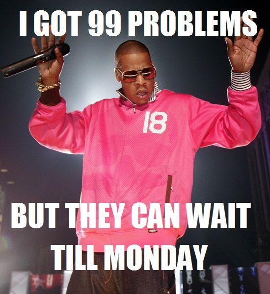 how I feel on Fridays