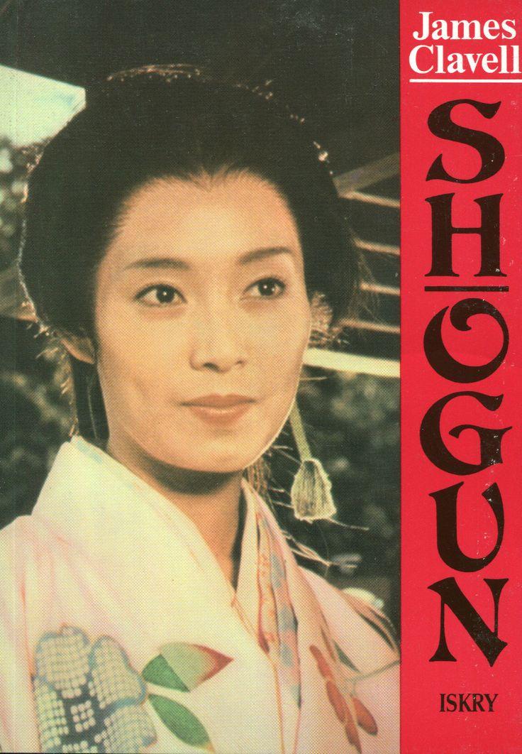 """Shogun"" James Clavell vol. 2 Translated by Małgorzata i Andrzej Grabowscy Cover by Krystyna Töpfer Published by Wydawnictwo Iskry 1992"