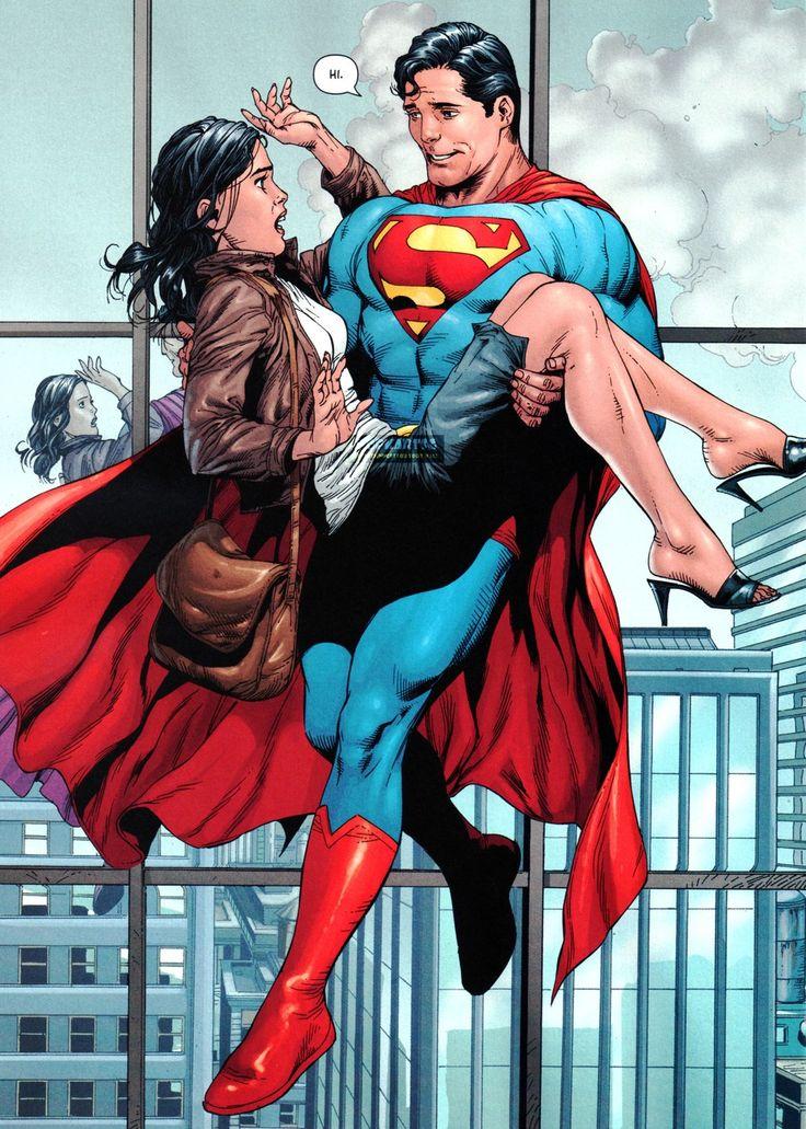 superman and lois lane pron