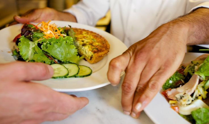Le Pain Quotidien serves simple, elegant boulangerie fare made with organic ingredients whenever possible, in both a take-out and dine-in setting for breakfast, lunch and dinner