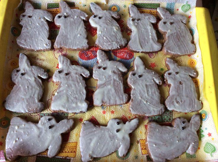 Nutella bunnies