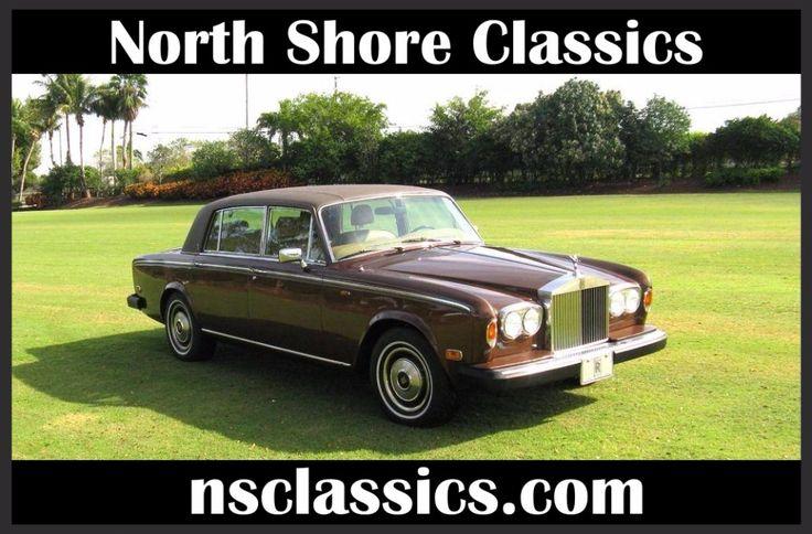 Used 1980 Rolls Royce Silver Wraith II -CLEAN CRUISER- LOW MILES- | Mundelein, IL