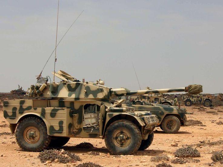 """Eland 90 aka """"Noddy Car""""   Military Modelling"""