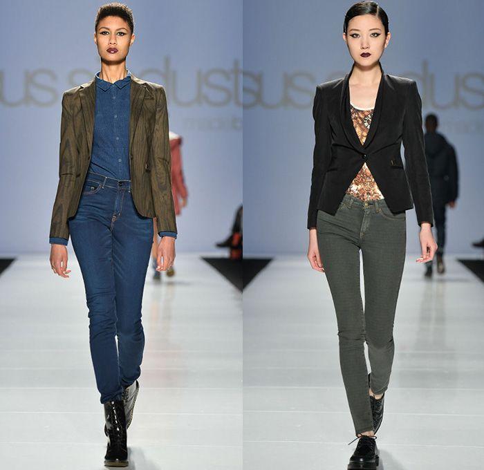 73 Best Denim Runways W Fw1415 Images On Pinterest Jeans
