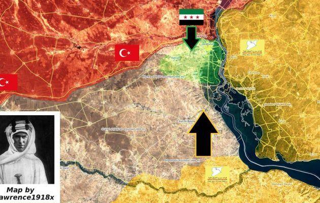 Ο Ερντογάν ξεκίνησε εισβολή στη Συρία και μετά… σιωπή! Που είναι η εισβολή;