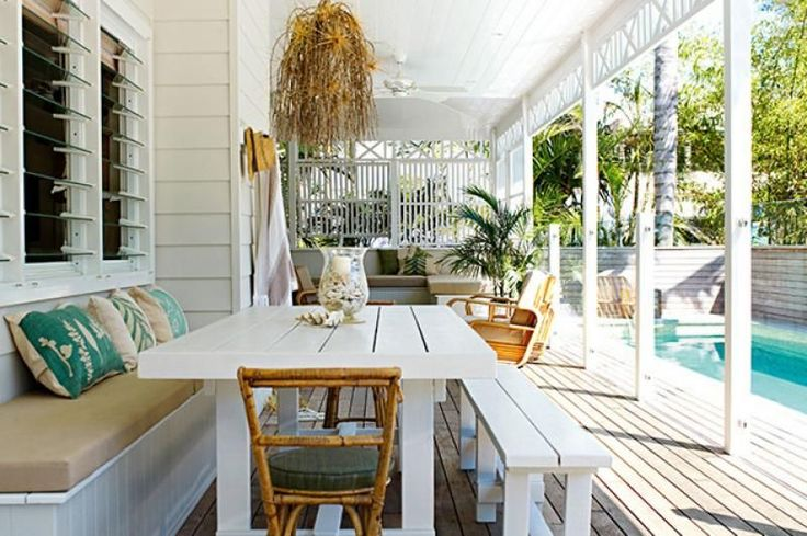 8 gorgeous outdoor room ideas