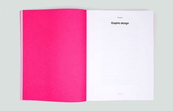 #pink paged publications #graphicdesign