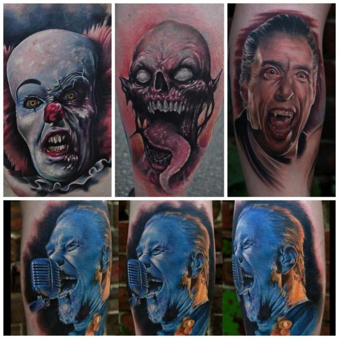 80 Best Tattoos By Chad Chase Images On Pinterest