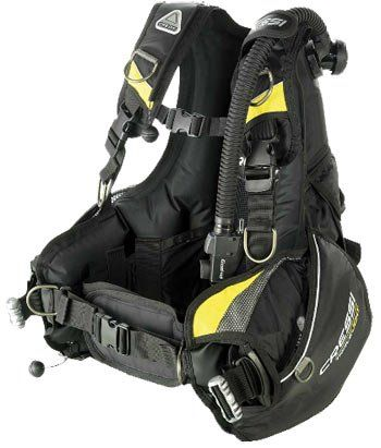 Cressi Travelight BCD ~ Dive Pink