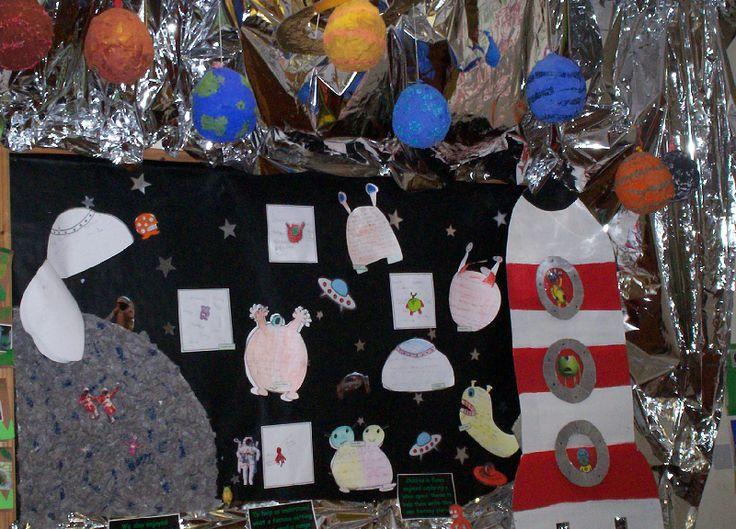 Fantasy Writing classroom display photo - Photo gallery - SparkleBox
