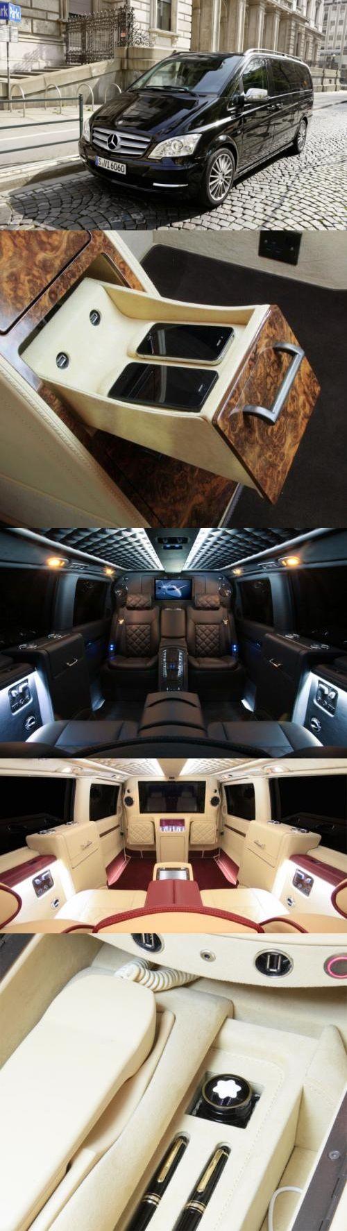 Mercedes-Benz Viano Van by Carisma Auto Design