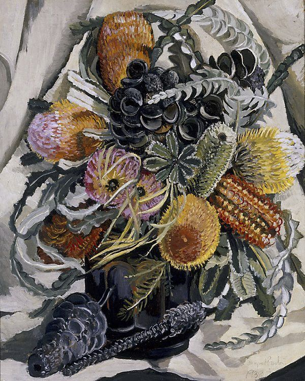Margaret Preston, Banksia, 1938