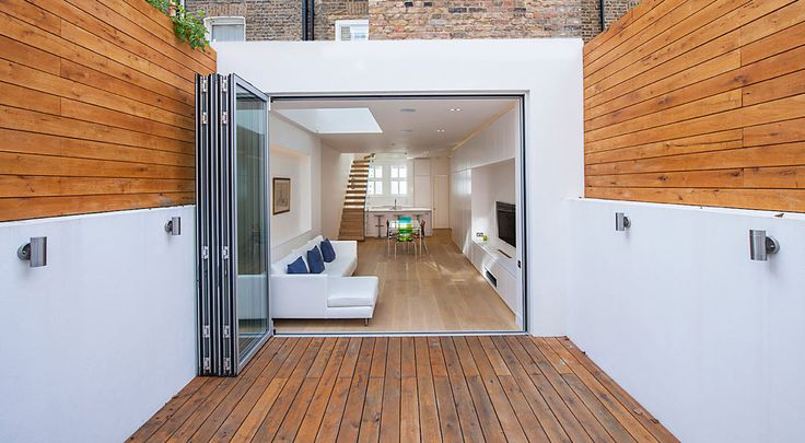 ECO+ bifold doors are stylish, thermally efficient and secure. They will add a stunning finish to any home.