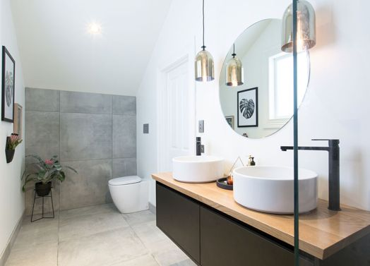 Bathroom Mirrors New Zealand the 25+ best round bathroom mirror ideas on pinterest | minimal