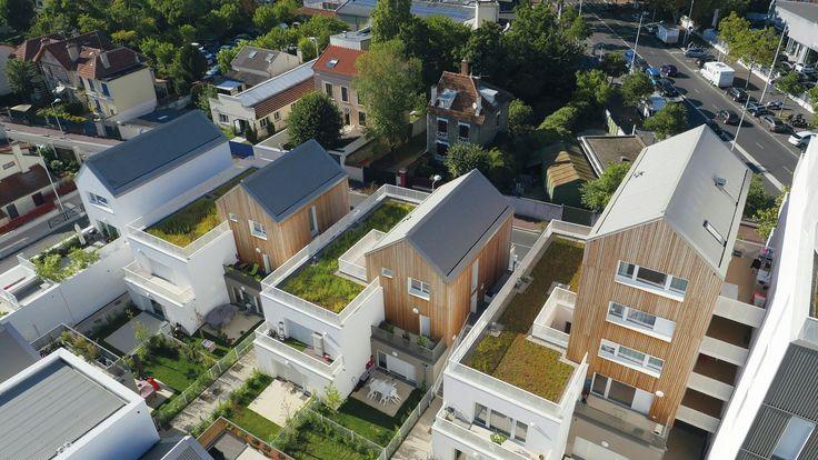 157 Housing Units in Nanterre / Atelier du Pont