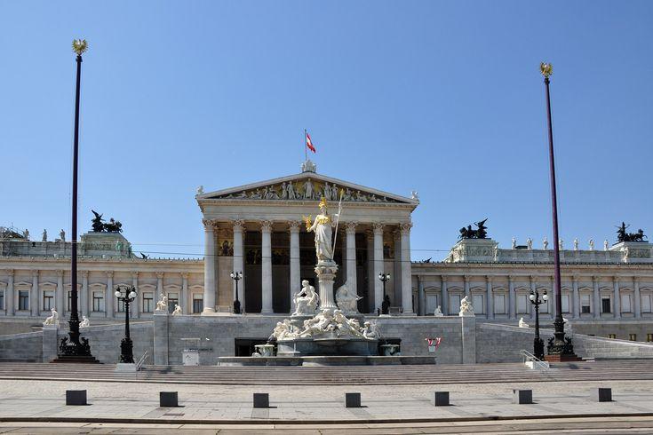 Le Parlement - Vienne - Autriche