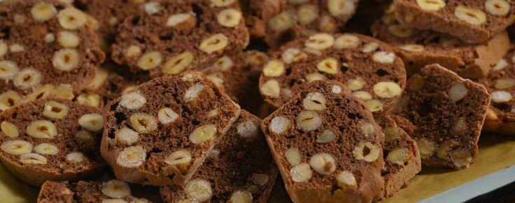 Chrumkavé orieškové sušienky