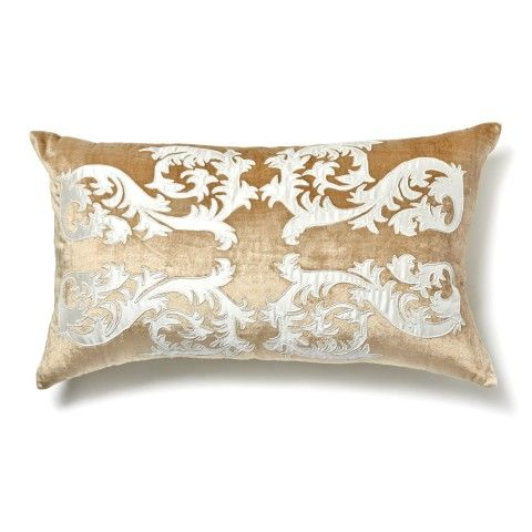 Callisto Home Ivory Velvet & Linen Pillow, Which room would you put this in? http://keep.com/callisto-home-ivory-velvet-and-linen-pillow-by-candace_koehl/k/1vLchvgBIy/