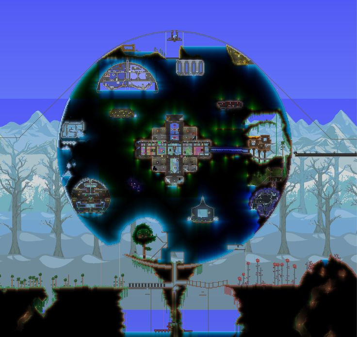 58 Best Terraria Examples Images On Pinterest Terraria