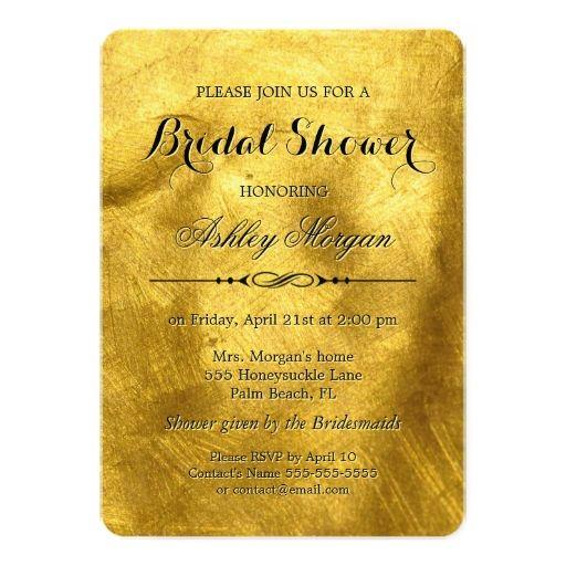 865 best glitter bridal shower invitations images on