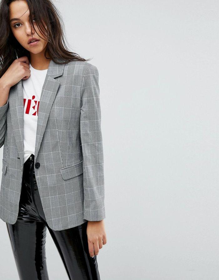 Veste tendance femme hiver 2019