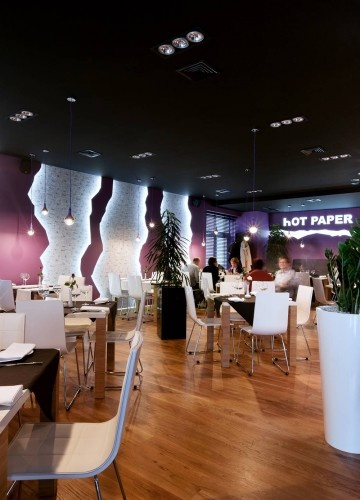 Hot Paper Restaurant By Wamhouse Tczew Poland 02