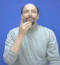 """dinner"" American Sign Language (ASL)"