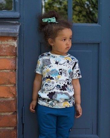 Valikoiman @melliecodesign -paitoja mekkoja ja muita ihania löydät HIP-designkujalla @kotimaidesign -katoksesta  Kuva: Melli EcoDesign . . . #hipdesignkuja #hippalot2017 #lastenvaatteet #lastenvaatekarnevaali #melli #melliecodesign #kotimaidesign #teeppa #tyttö #kesä