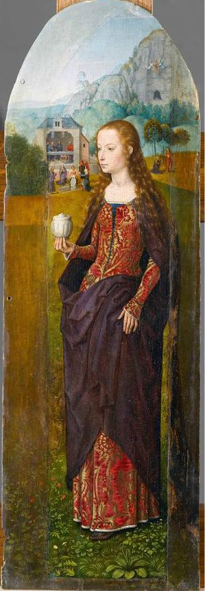 1400 Best Images About Art Of The Oracle On Pinterest: 10 Best Images About Northern Renaissance Women 1400-1500