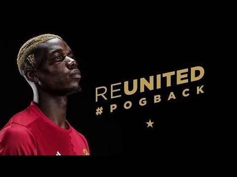Paul Pogba's first press conference after joining Manchester United