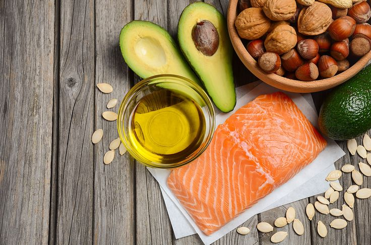 Top 10 Foods with GOOD Fat | Thrive Active