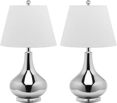 Good Exceptionally Beautiful Silver Table Lamps | Light Decorating Ideas