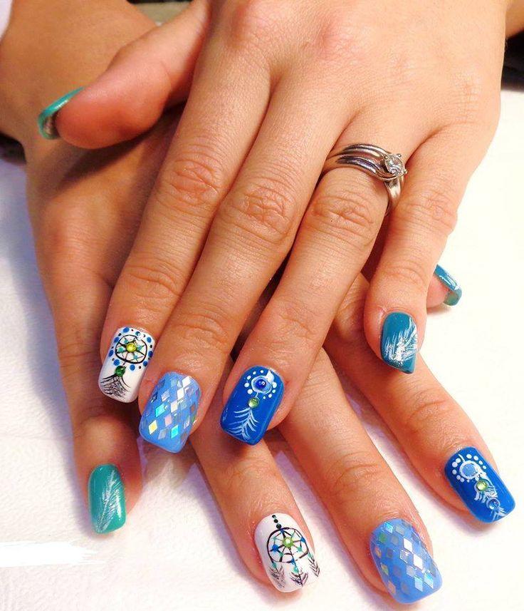 Advanced Nail Art: 48 Best Chroma Gel Advanced Images On Pinterest