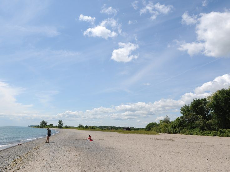 Darlington Provincial Park beach a hidden gem