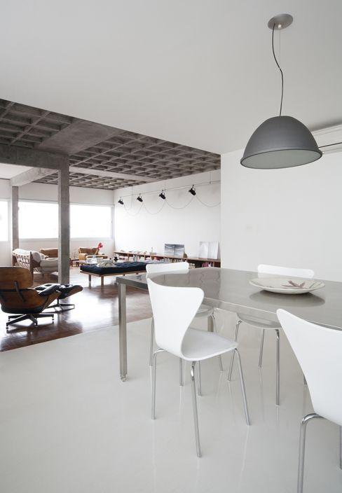 Apto Três Marias, Av. Paulista, SP / AR Arquitetos