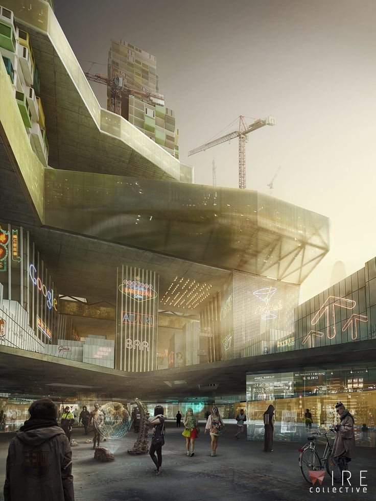 96 best R images on Pinterest Architects, Architectural drawings - interieur design neuen super google zentrale