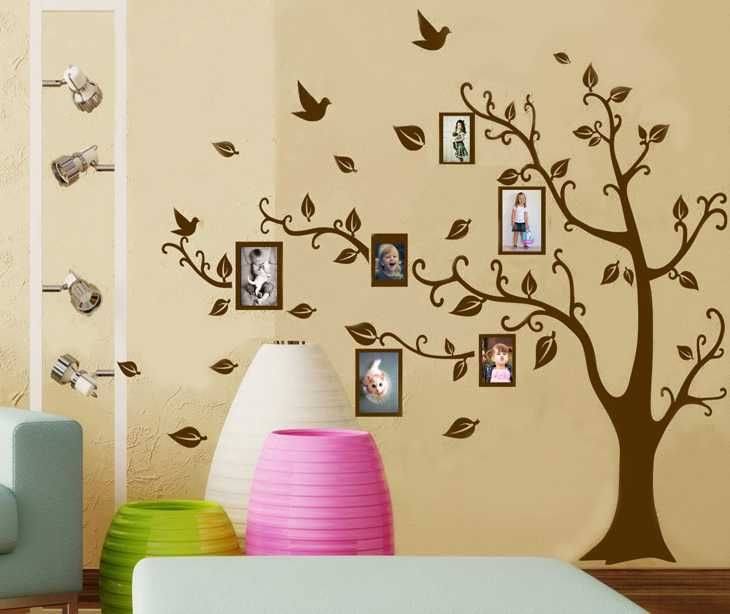 75 best wall stickers images on Pinterest | Family tree decal ...