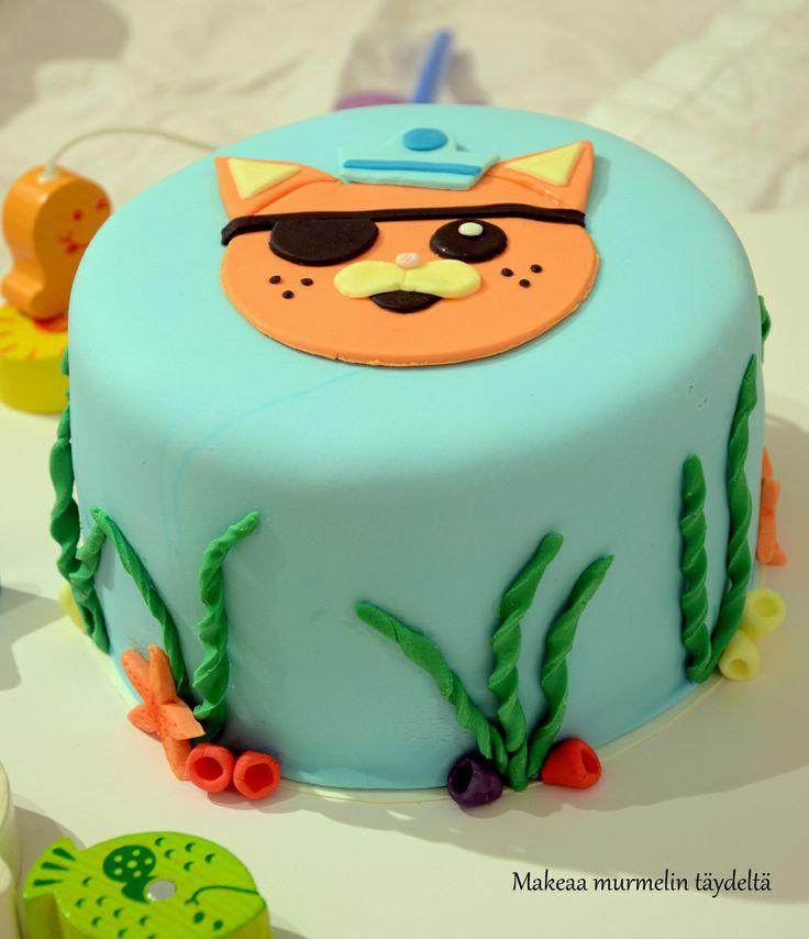 Octonauts Cake Decorations Uk : 70 best images about Cake - Octonauts/Octopus on Pinterest ...