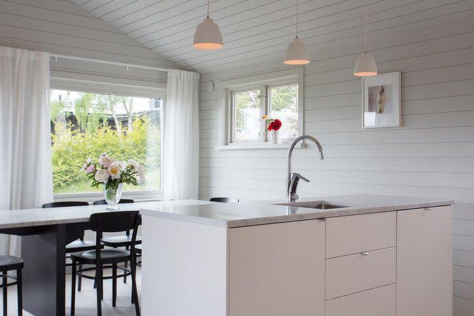 Kök/matplats | Tak, väggar, golv och belysning | Pinterest ...
