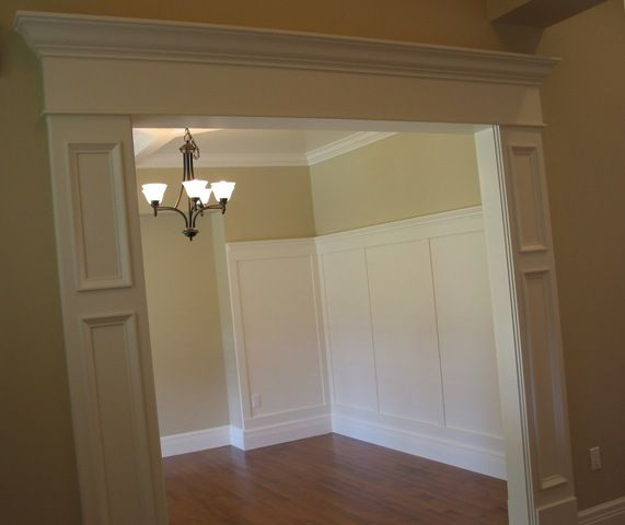 Staggering Raised Panel Molding Raised Panel Cap Molding: 1000+ Images About Wainscoting On Pinterest