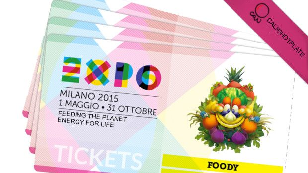 CALI®HOTPLATE AND EXPO2015 IN MILAN