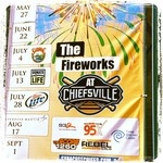 The 2012 Fireworks schedule for Chiefsville! The fireworks on the 13th have been rescheduled for this Saturday the 21st! Come out to a game this year and enjoy not only seeing your Syracuse Chiefs play but some fireworks too!
