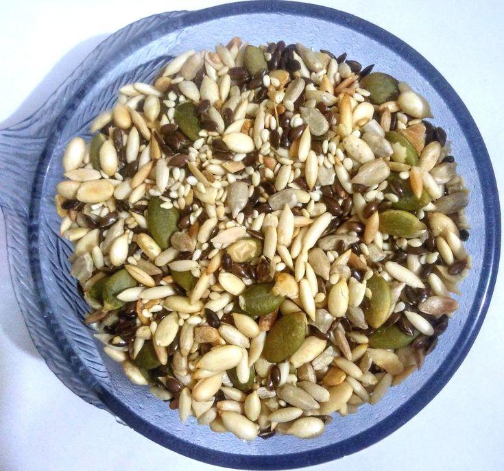 Indian Jadi Booti Spl. Seven Seeds Contains Pumpkin Seeds